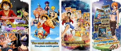 Game One Piece Android - Plus OP Apk