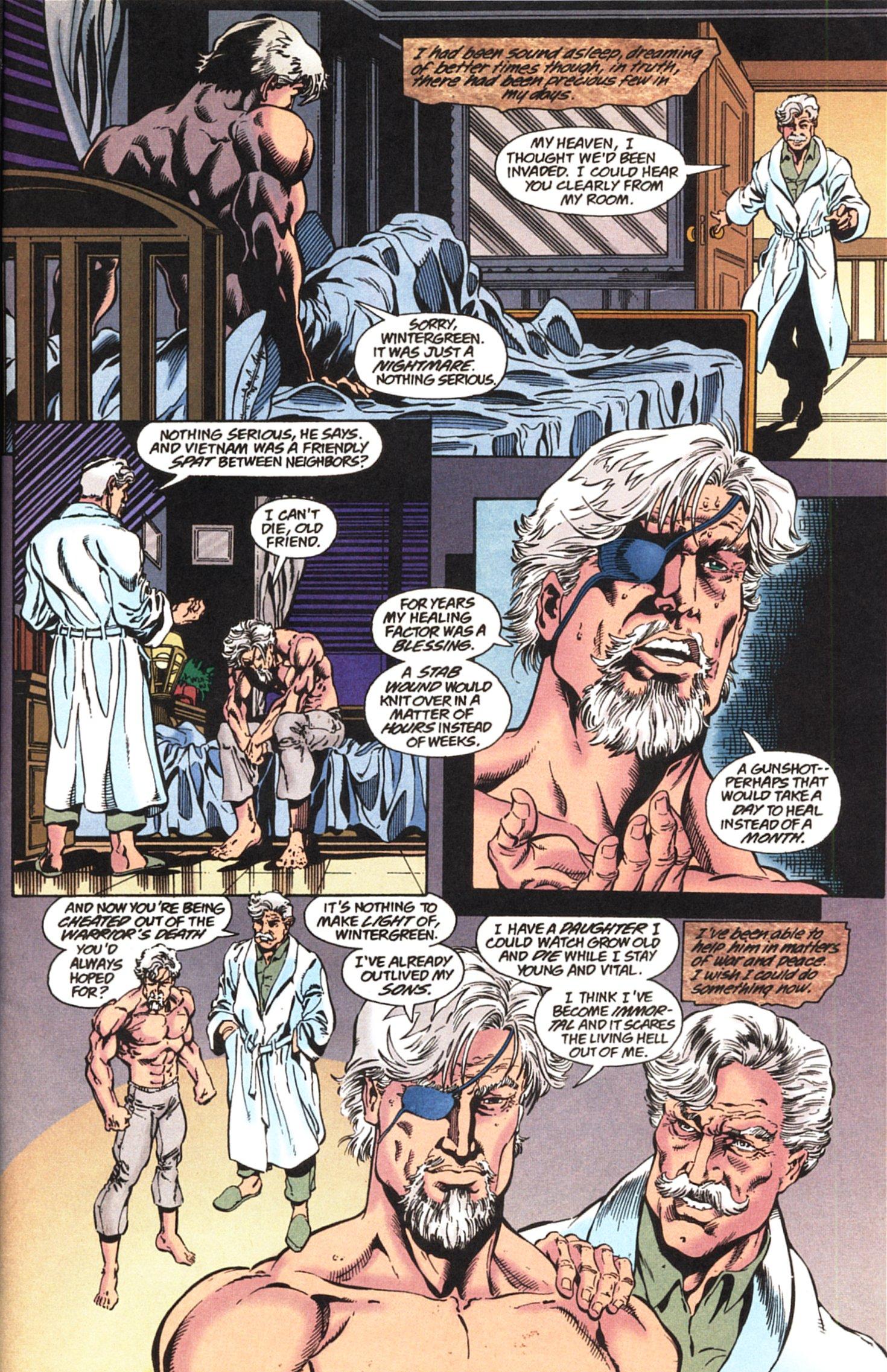 Deathstroke (1991) Issue #52 #57 - English 4