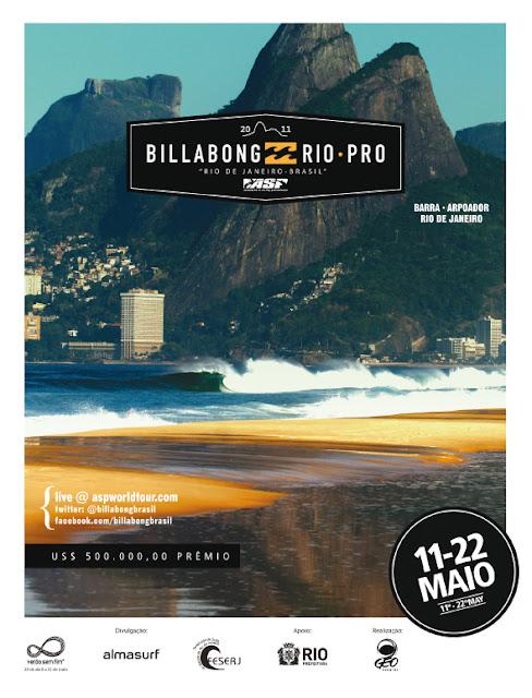 Billabong Pro Rio de Janeiro, Brasil
