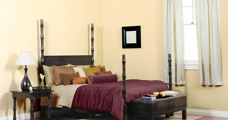 C mo decorar las habitaciones de color amarillo decorar for Cuarto para las 5
