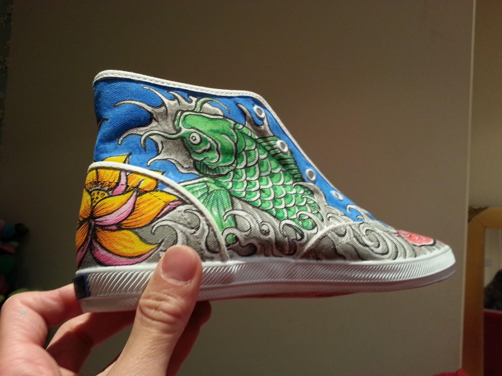 meerkatsu canvas shoe