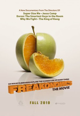 Freakonomics film movie review