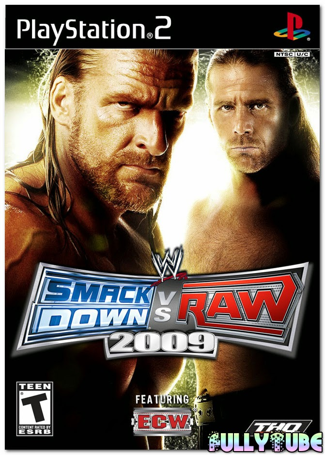 Smackdown vs Raw 2009 PC