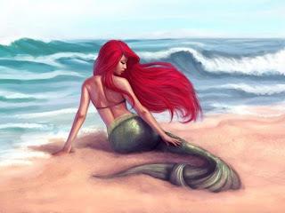 mermaid, romance, supernatural