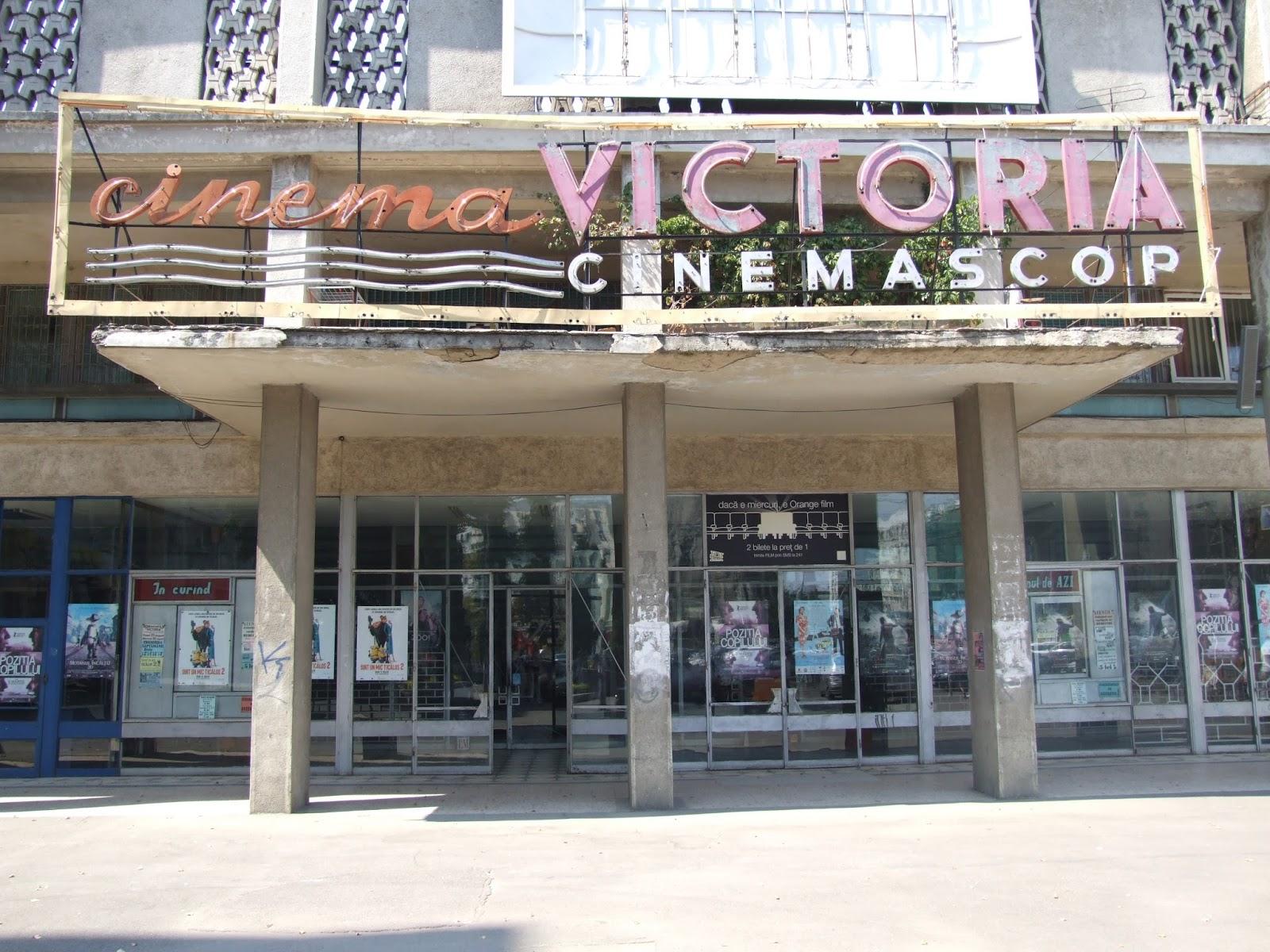 Cinema City Iasi Cars