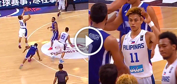 Terrence Romeo's AMAZING Performance Against India (VIDEO) FIBA Asia 2015