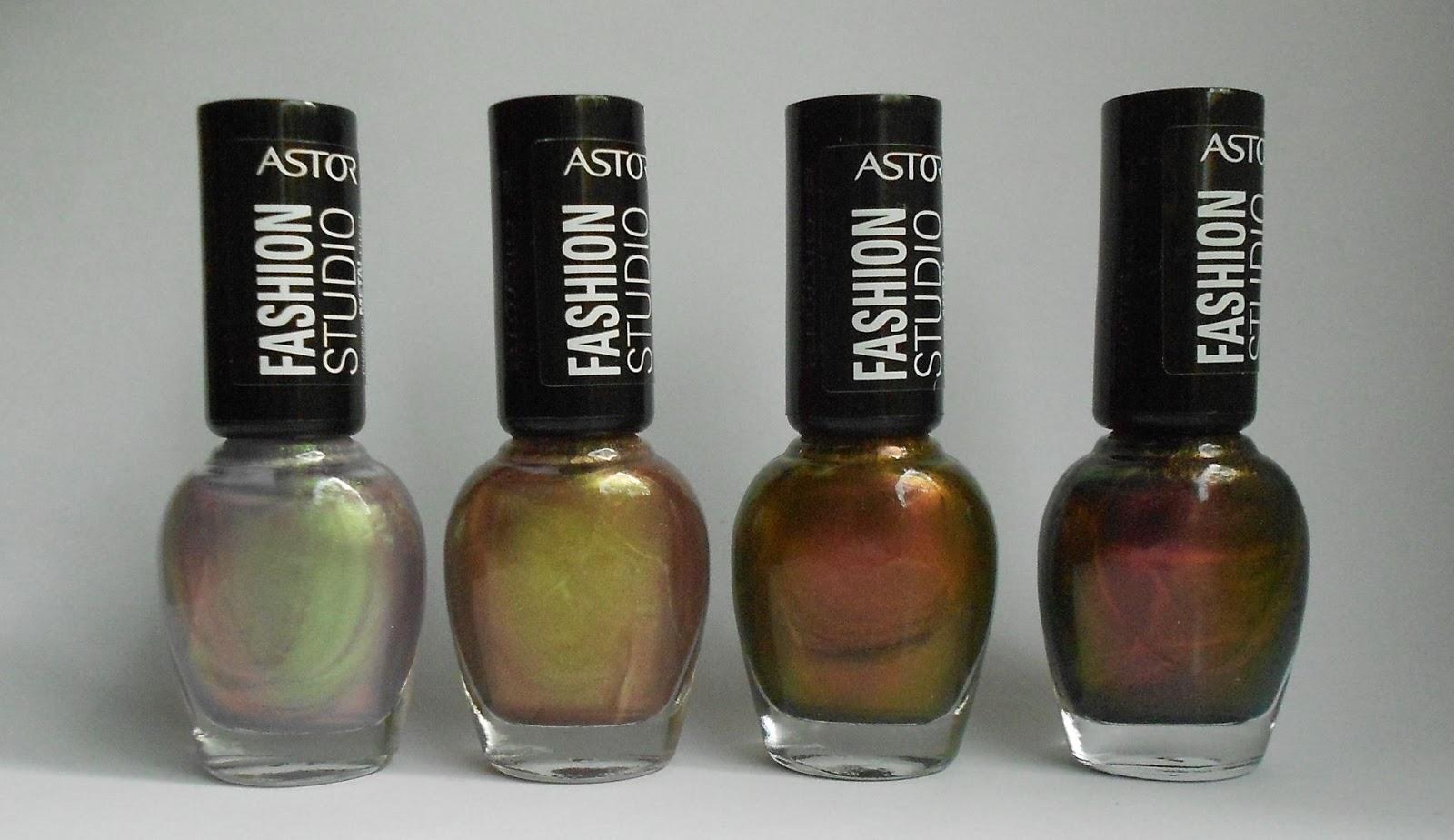 Nagellacke Astor