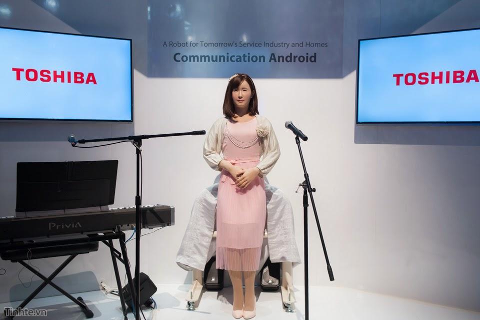 Kenali ChihiraAico, mampu senyum, nyanyi, tapi...