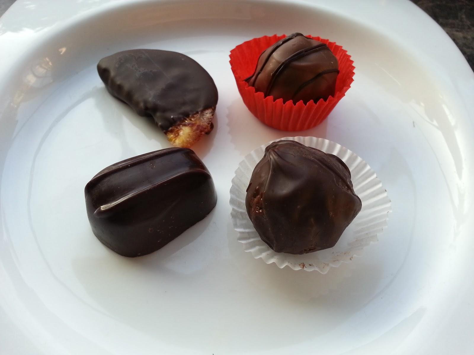 Kakao Kaplı Truf Çikolata Videosu 74