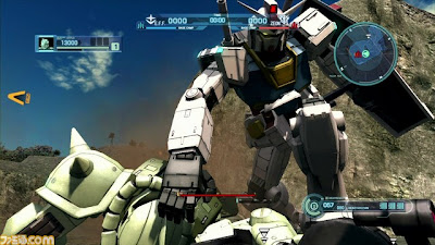 Mobile Suit Gundam: Battle Operation