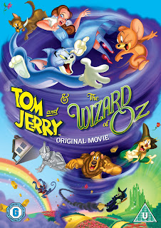 Tom and Jerry &amp; The Wizard of Oz