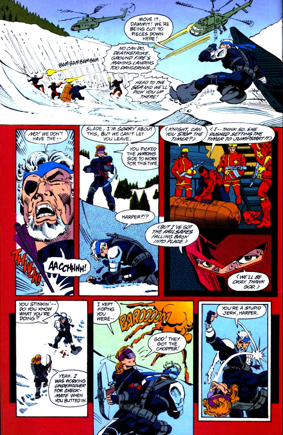 Deathstroke (1991) Issue #19 #24 - English 13