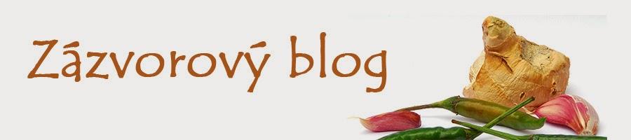 Zázvorový blog