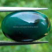 Batu permata Bacan Doko Kristal - SP833