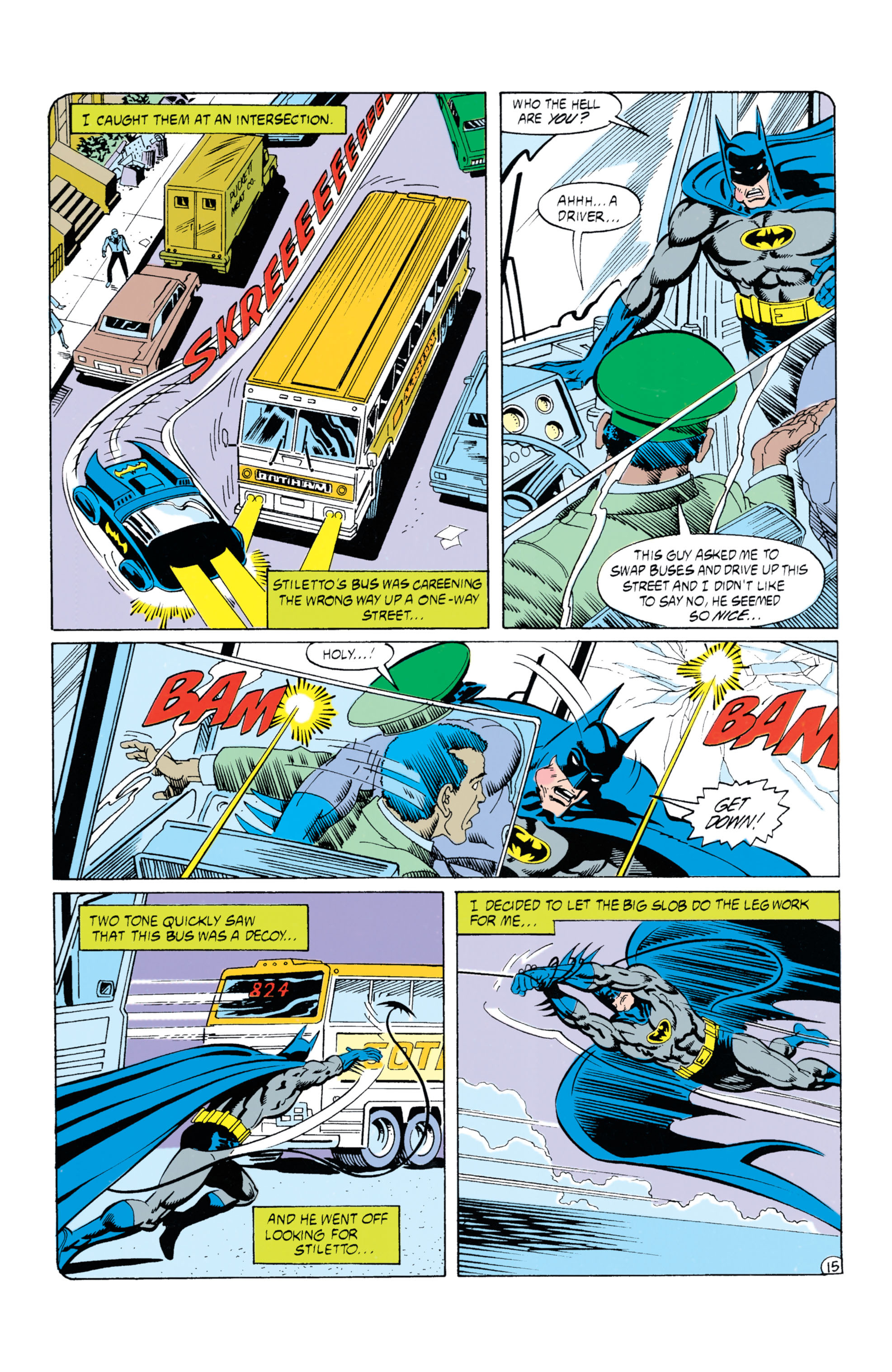 Detective Comics (1937) Issue #630 Page 16