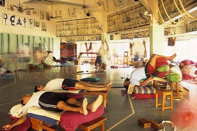 Ramamani Iyenagar Memorial Yoga Institute, Pune