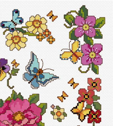 SAL PX - Floral Idea