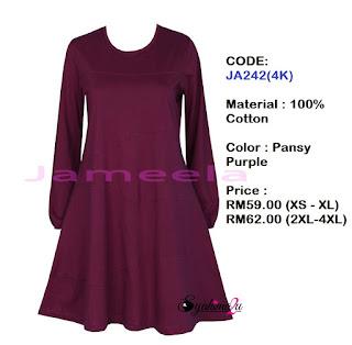 T-shirt-Muslimah-Jameela-JA242(4K)
