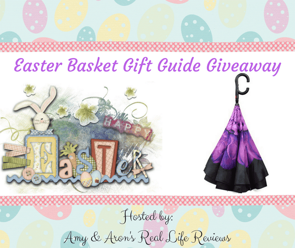 Easter Basket Giftguide Giveaway
