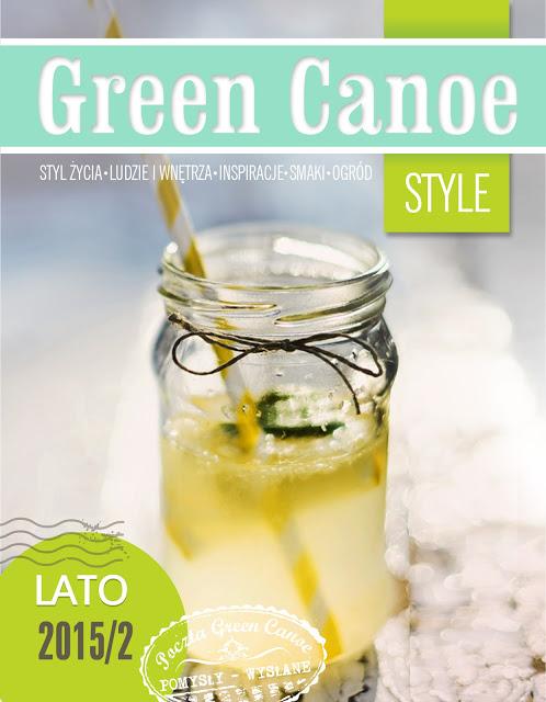 GREEN CANOE STYLE Lato'15