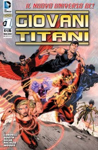Giovani Titani 1
