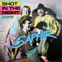 Saphir - Shot In The Night (Vinyl,12\'\') (1985)