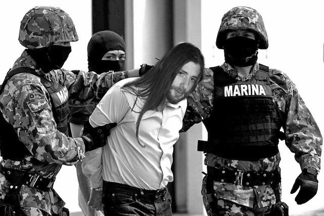 Arresto y detención de Jesús de Nazaret. Detención de Chapo Guzman por la marina armada de México | Ximinia
