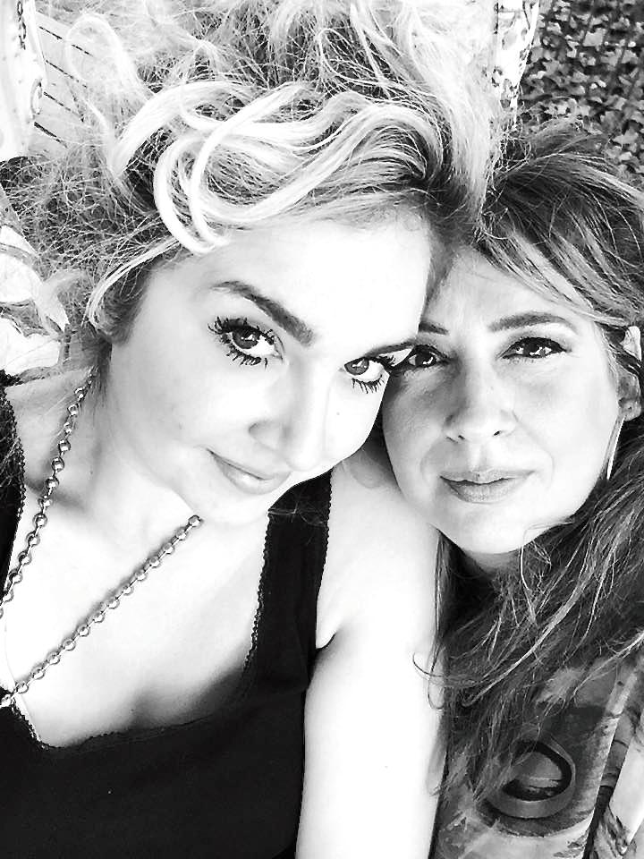 Lisa en Marijke