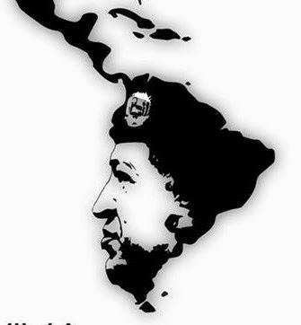 Chávez vive, la lucha sigue