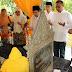 Presiden PKS Ziarah ke Makam Pahlawan di Tanjungpinang