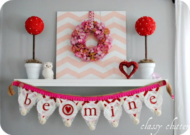 Is Your Valentineu0027s Decor Up Yet?? I LOOOOOVE This Holiday! Whatu0027s Not To  Love!?