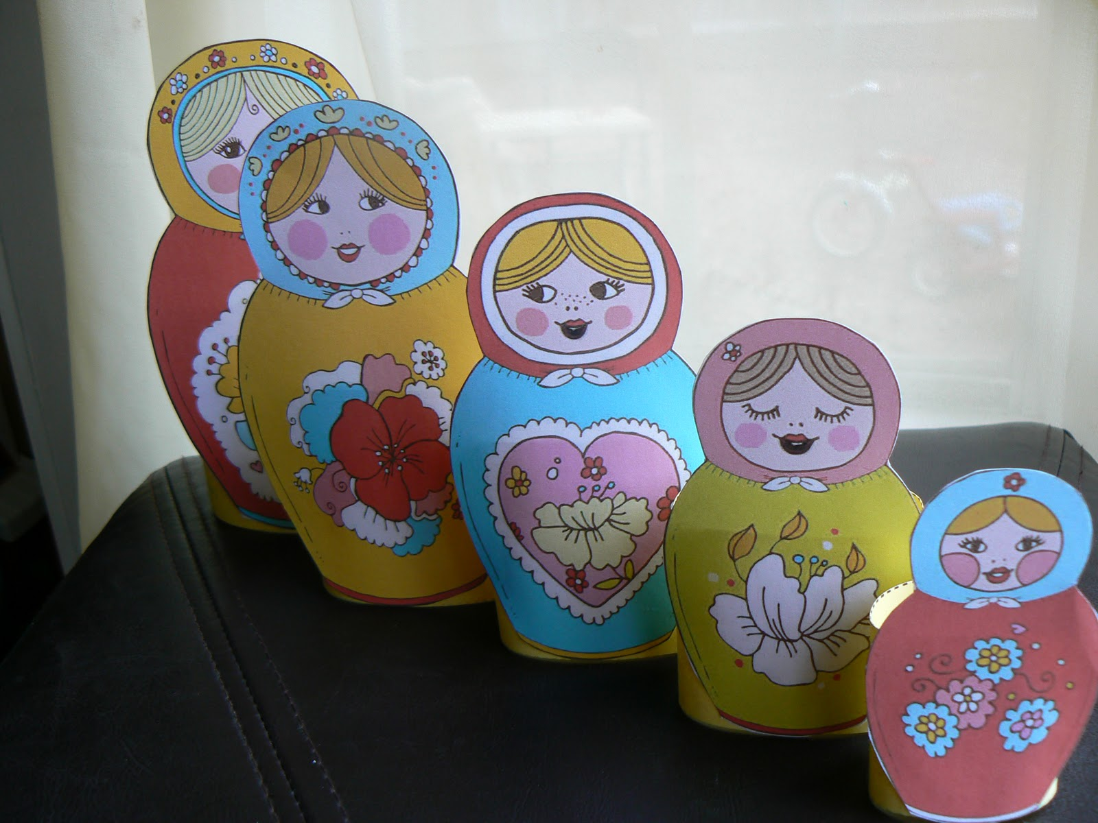 3 Russian Crafts For Kids