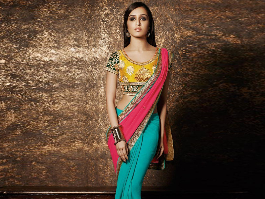 Shraddha Kapoor Images In Saree