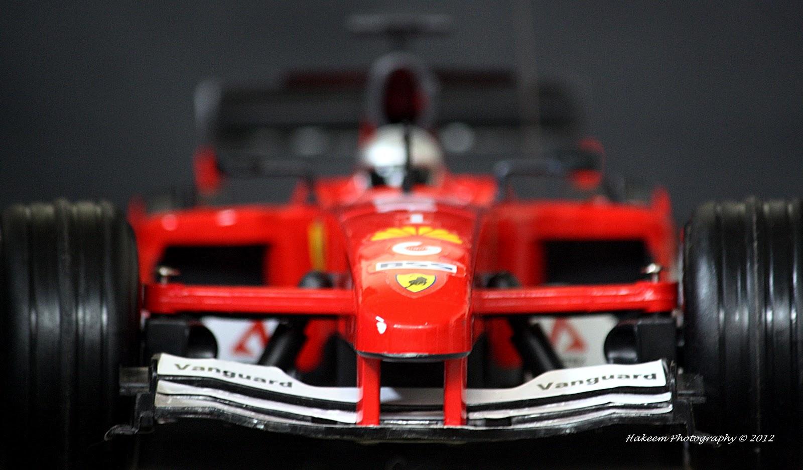 `F1 R/C Racing Car