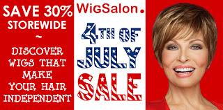 Wigs on Sale for 4th of July