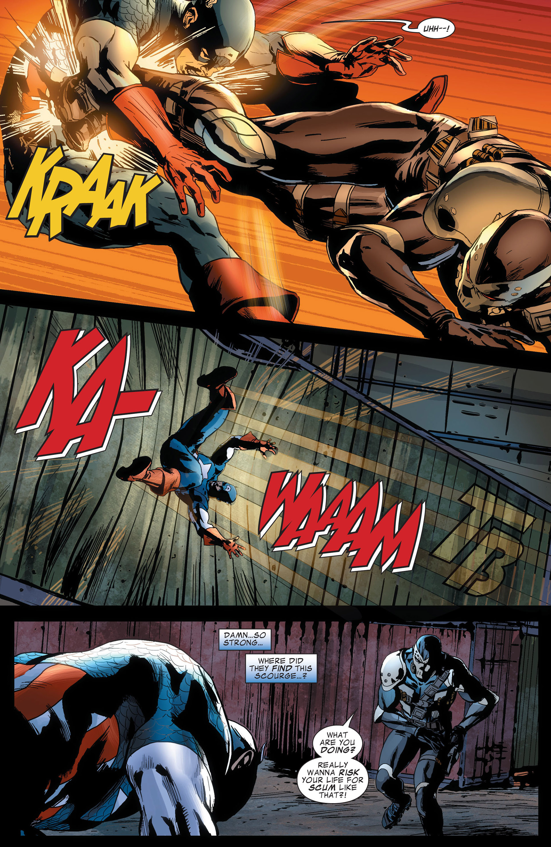 Captain America (2011) Issue #14 #14 - English 8