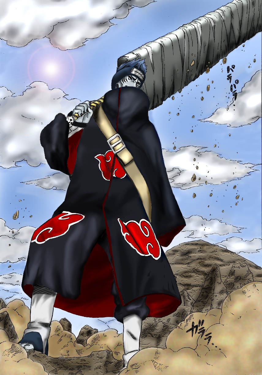 Manga - Artist  Kisame...