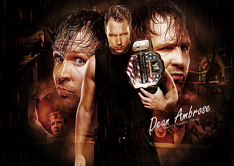 Tempest Reborn Dean Ambrose Hd Free Wallpapers