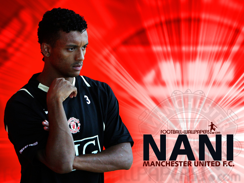 Cool Sports Players: Nani From Manchester United Sheamus Girlfriend 2013