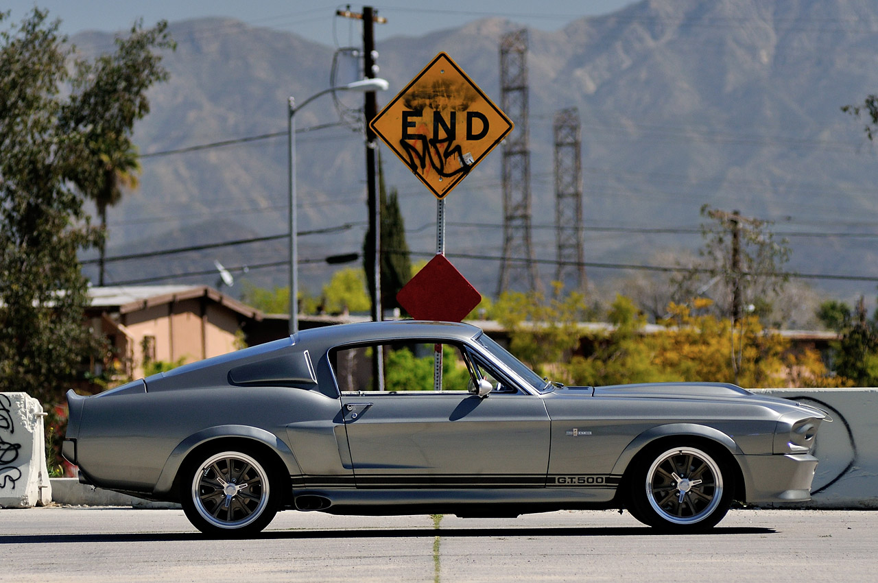 1967 Ford Mustang Gone In 60 Seconds Eleanor For Sale