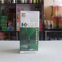 klorofil zat hijau daun dalam bentuk cair