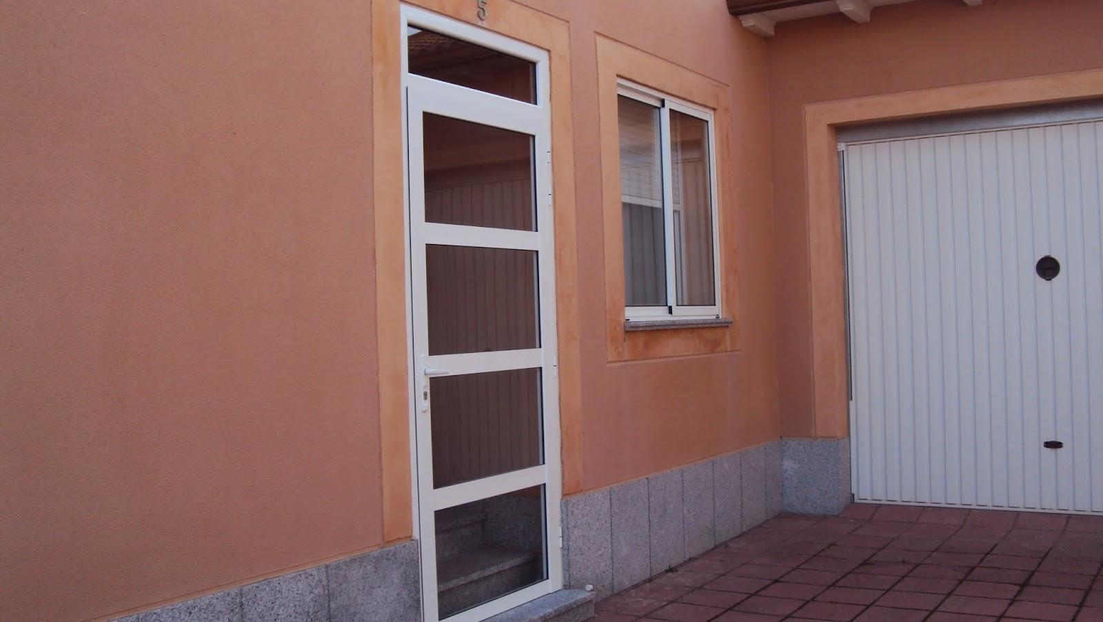 Puertas de aluminio para terrazas ventanas puertas y - Puertas de aluminio para terrazas ...