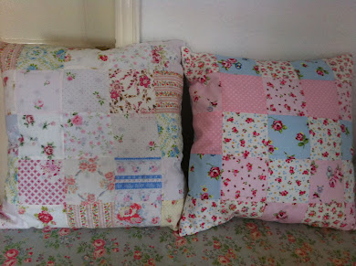 Patchwork cushions i sell