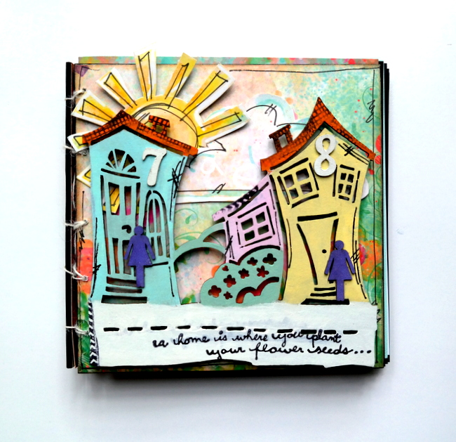 Creative Book Cover Uk : Tando creative book cover week wonky street chipboard