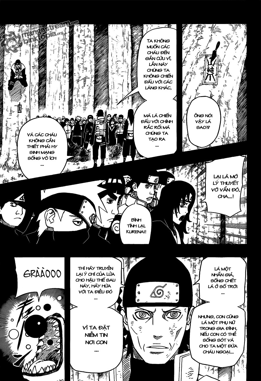Naruto chap 503 Trang 9 - Mangak.info