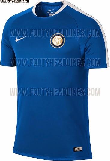 berita bocoran jersey inter milan musim depan 2015/2016
