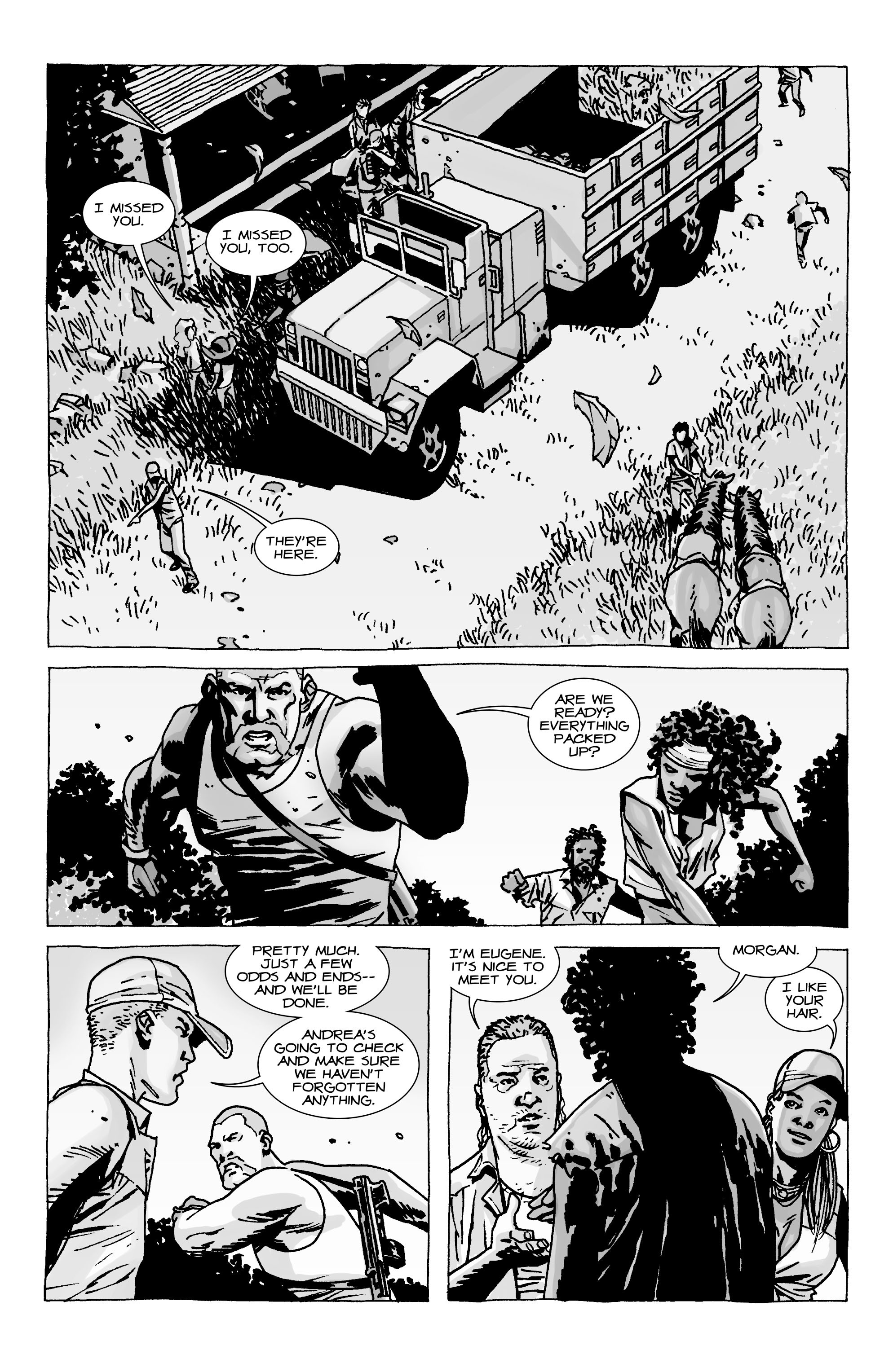 The Walking Dead 60 Page 20