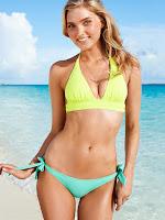 Elsa Hosk hot photo shoot for Victoria's Secret sexy Bikini Models