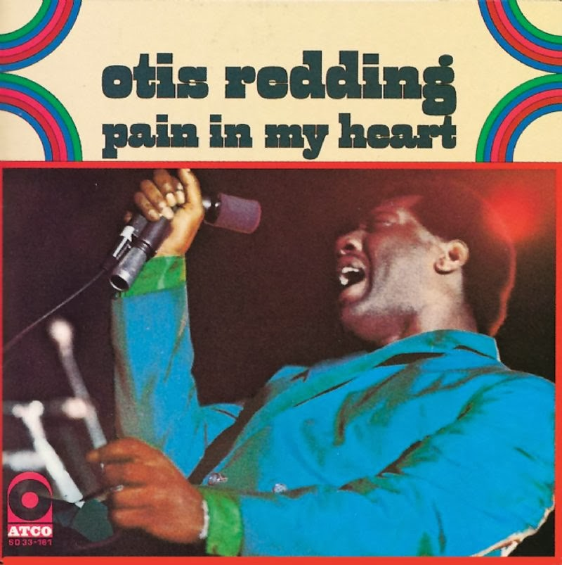 OTIS REDDING - Pain in my heart (1964) 2