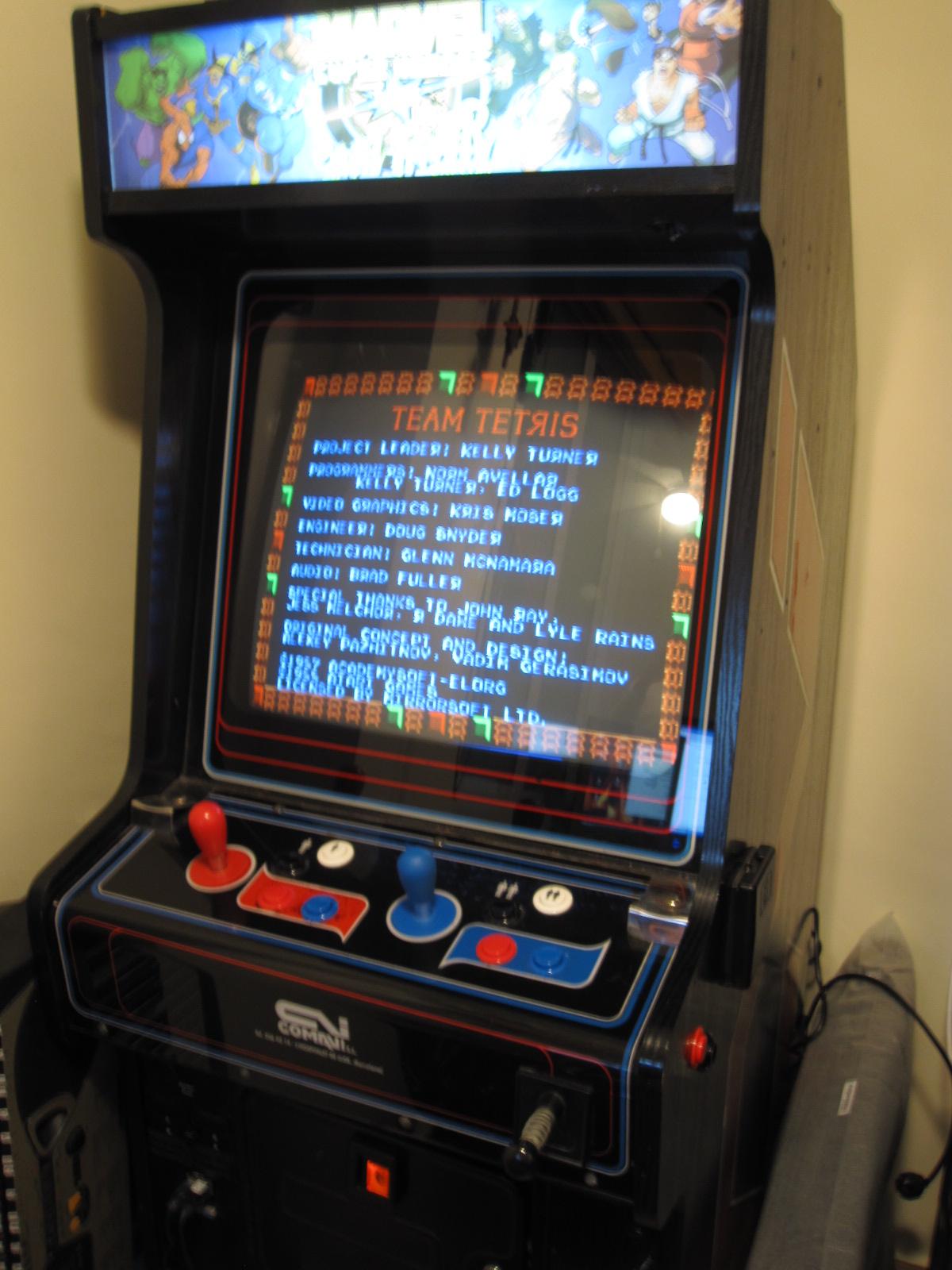 Virtual pinball mueble maquina recreativa placa jamma for Mueble maquina recreativa